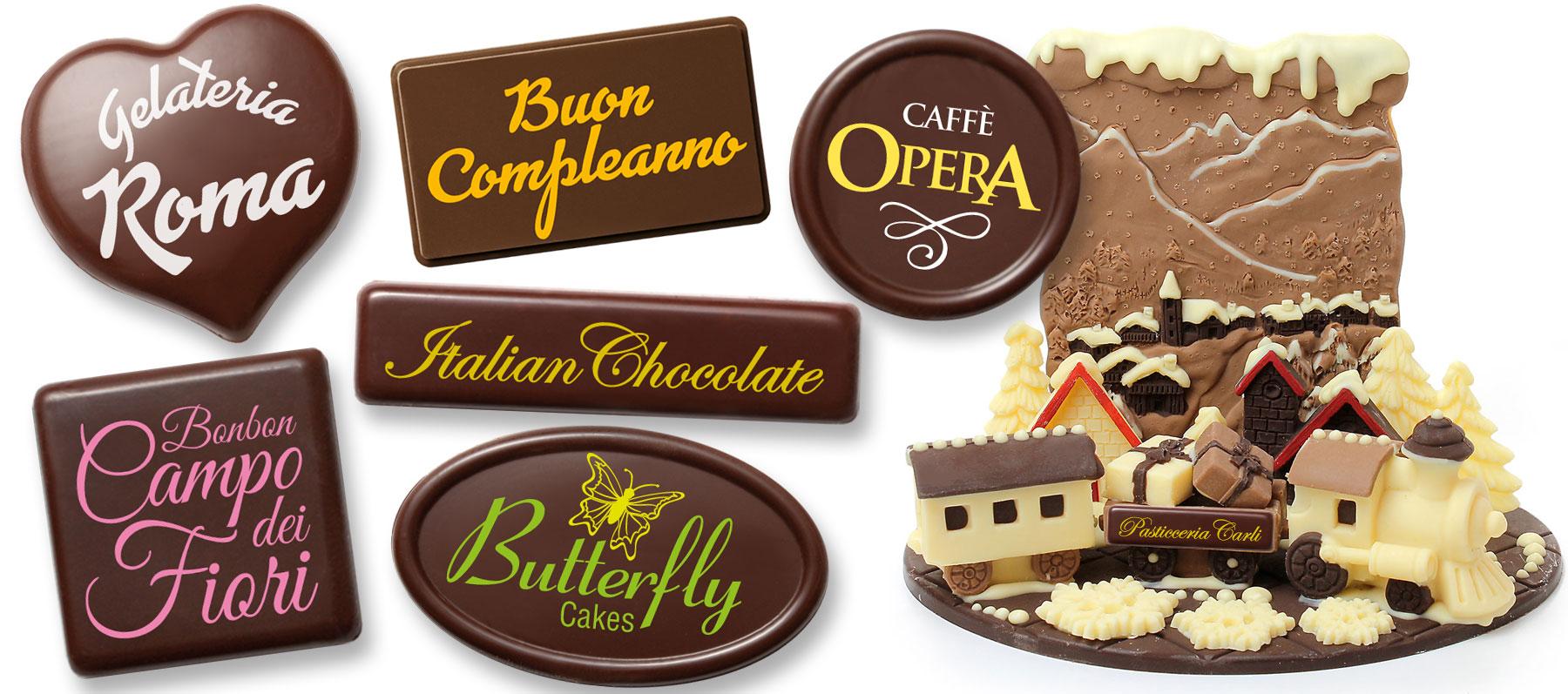 Cioccolato professionale