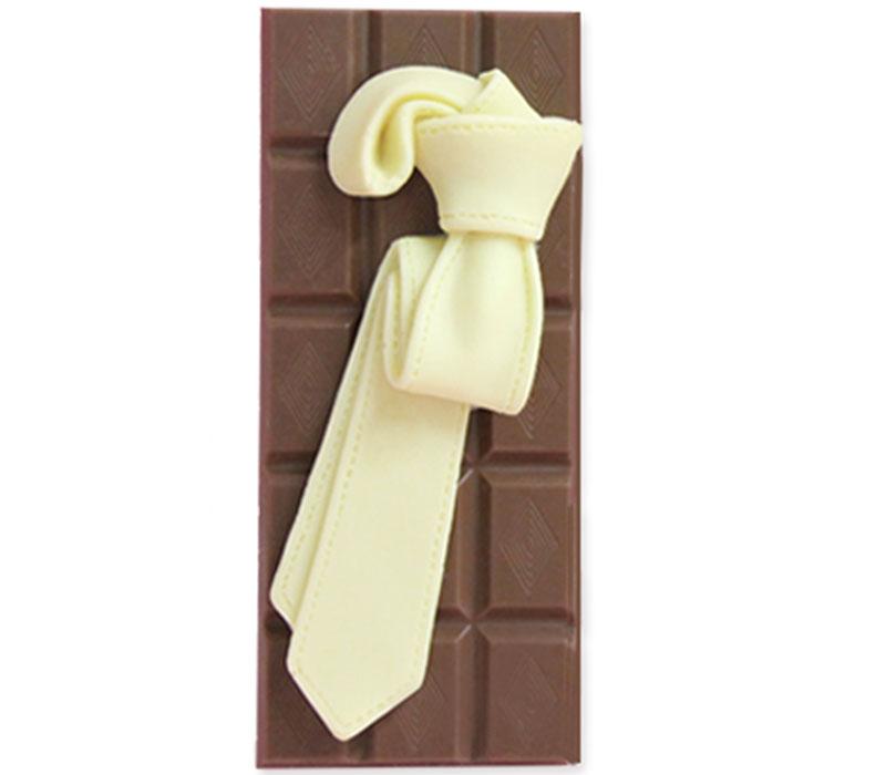 sconto di vendita caldo scelta migliore varietà di design Cravatta di cioccolato per stupire un uomo s'intende di stile e di qualità