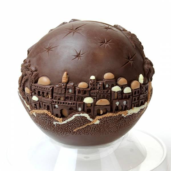 Presepe di cioccolato - Natale di Cioccolato