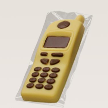 """""""Cellulare"""" di cioccolato - Compleanno e Ricorrenze"""