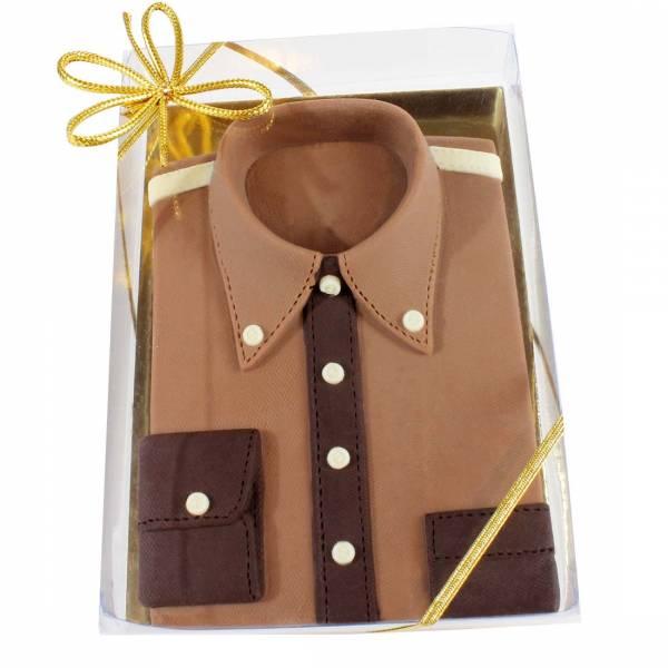 """""""Camicia da uomo"""" ai tre cioccolati - Compleanno e Ricorrenze"""