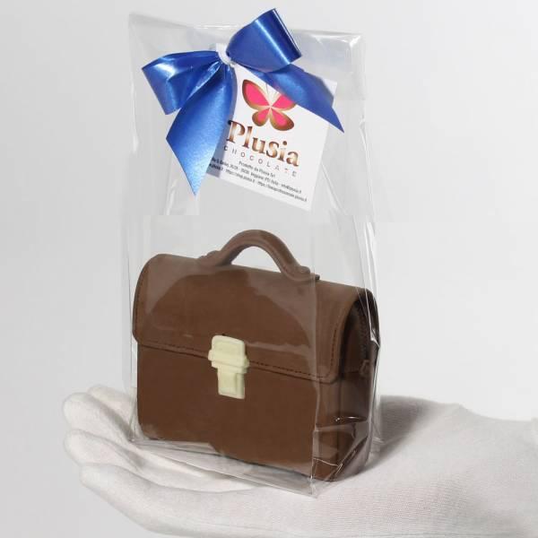 """""""Borsa da uomo"""" di cioccolato - Compleanno e Ricorrenze"""