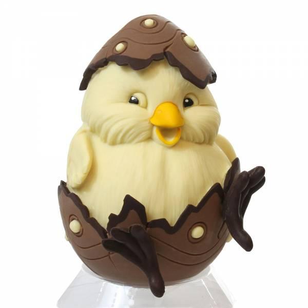 """Uovo di Pasqua di cioccolato """"Pulcino"""" - Uova di Pasqua"""