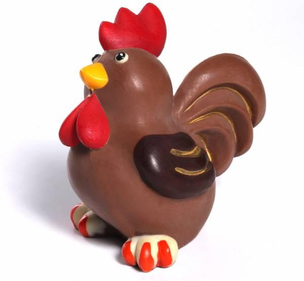 Gallo di cioccolato - Uova di Pasqua
