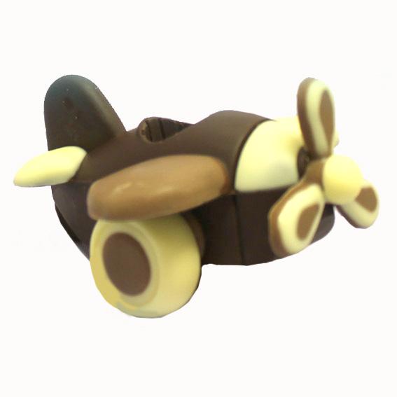 aereo di cioccolato fondente