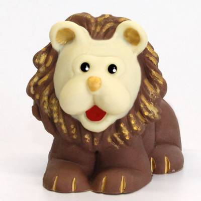 leone di cioccolato