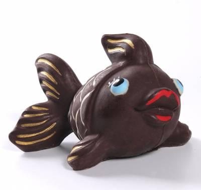 Animali e giochi di cioccolato - Pesce di cioccolato
