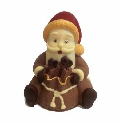 Natale ed Epifania - Babbo Natale seduto