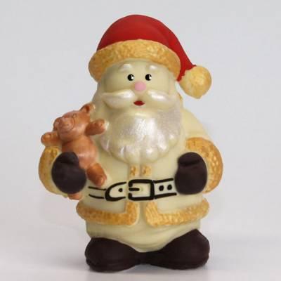 Natale - Babbo Natale con orsetto