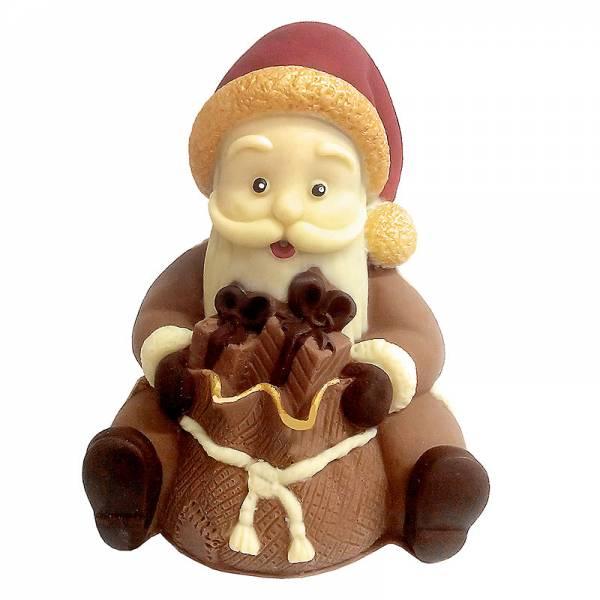 Babbo Natale di cioccolato - Cioccolato di Natale