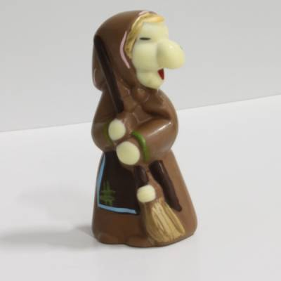 Natale ed Epifania - Befana di cioccolato