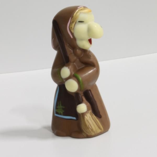 Befana di cioccolato - Natale di Cioccolato