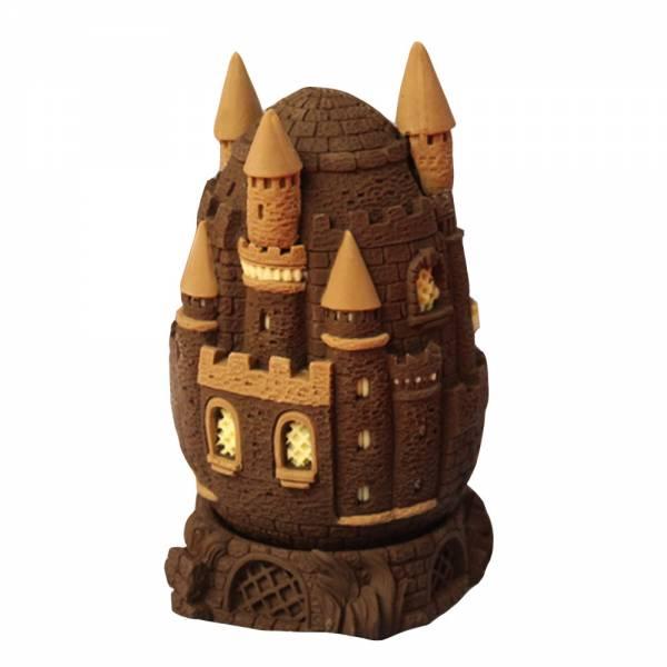 """Uovo di Pasqua """"Castello medioevale"""" - Uova di Pasqua"""