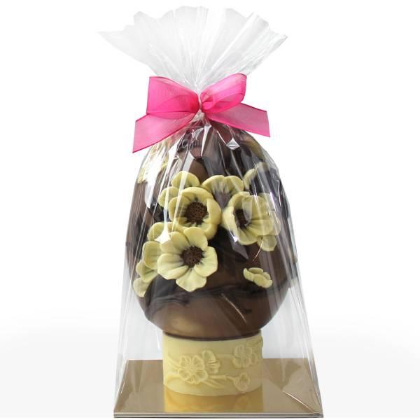 """Uovo di Pasqua """"Fiori di Pesco"""" - Uova di Pasqua"""