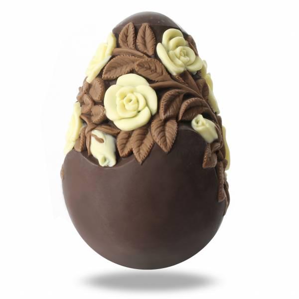 """Uova di Pasqua - Uovo di pasqua """"Rose"""""""