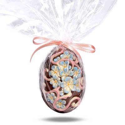 """Uova di Pasqua - Uovo di Pasqua """"Fiorito"""""""