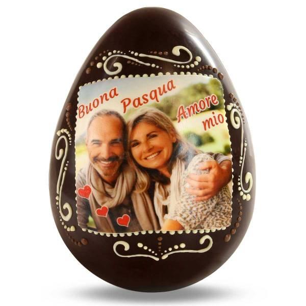 Uovo di Pasqua personalizzato - Uova di Pasqua