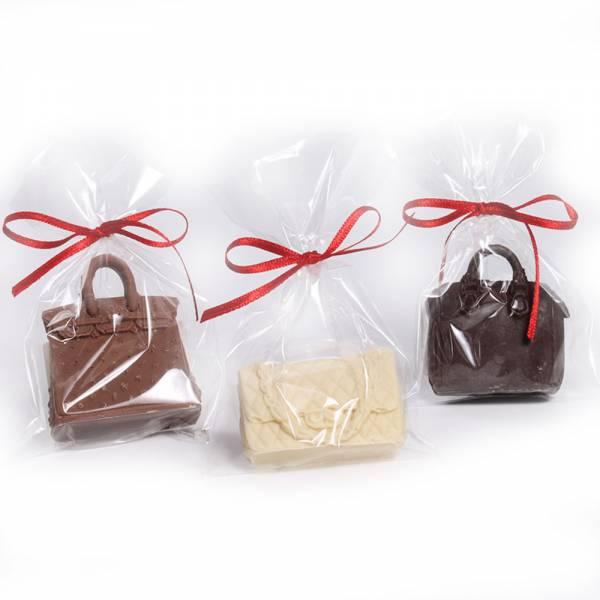 Borsettina mignon di cioccolato - Compleanno e Ricorrenze