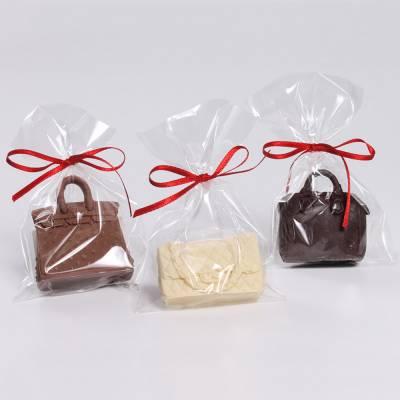 Festa della Donna e della Mamma - Borsettina mignon di cioccolato