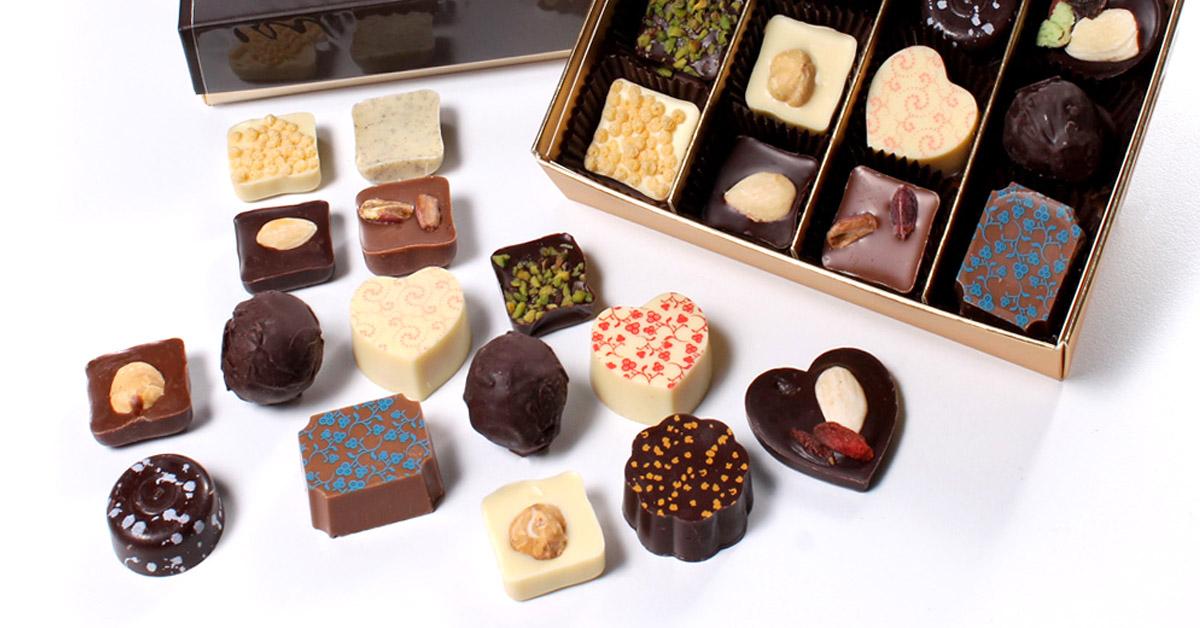 Degustazione del cioccolato