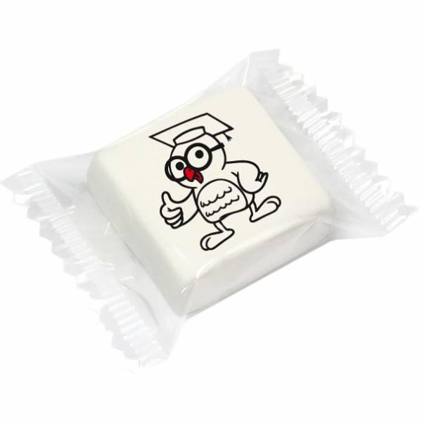 Marshmallow Laurea - cm 3x3 - Laurea