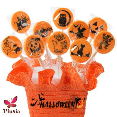 Halloween - Lecca lecca mini halloween