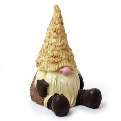 Cioccolato Natale - Gnomo grande di cioccolato