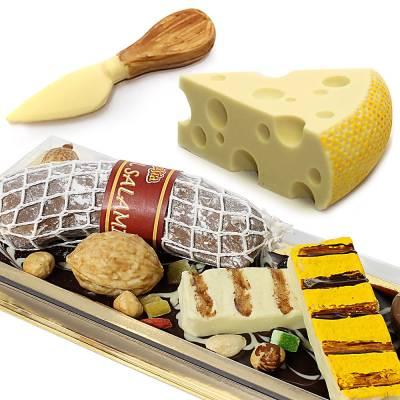 Gastronomia di cioccolato