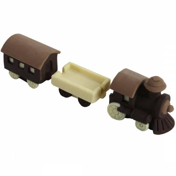 Trenino di cioccolato - Compleanno e Ricorrenze