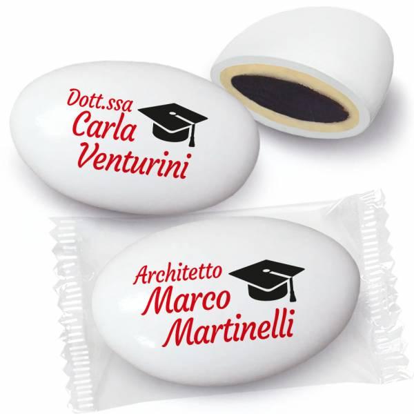 Confetti personalizzati Laurea - Confetti personalizzati - Laurea