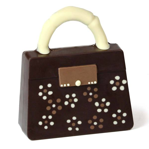 Borsa Lady di cioccolato - Compleanno e Ricorrenze