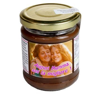 cream di cioccolato spalmabile festa della mamma